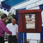 1994_Dr Lee Boon Yang at the Opening of Kampong Kapor Family Service Centre